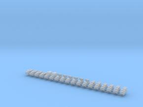 1/700 BM-21 Grad Rocket Battery in Smooth Fine Detail Plastic