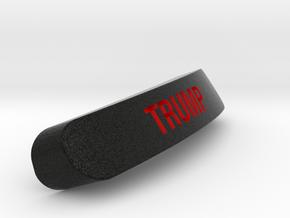 TRUMP Nameplate for SteelSeries Rival in Full Color Sandstone