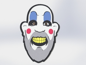 Captain Spaulding in Full Color Sandstone