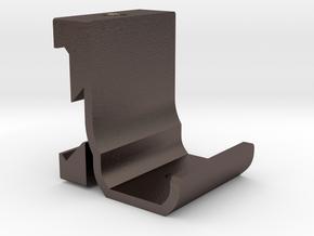 SONY HDR-AS15/30/100/200V Waterproofing case SPK-A in Polished Bronzed Silver Steel