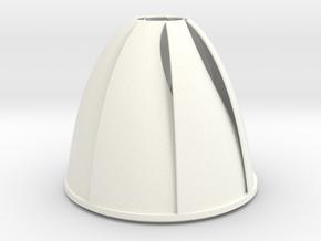 Oplà lamp - Coperchio in White Processed Versatile Plastic