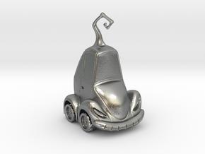 Car Jack in Natural Silver