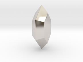 LoZ Rupee in Platinum