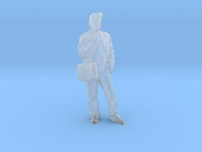 Steampunk Explorer in Smooth Fine Detail Plastic