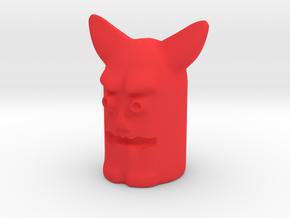 MiniMonstre - Devil in Red Processed Versatile Plastic