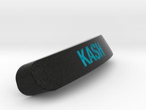 KASH Nameplate for SteelSeries Rival in Full Color Sandstone