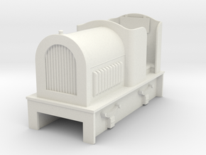 O9 diesel loco 7  in White Natural Versatile Plastic
