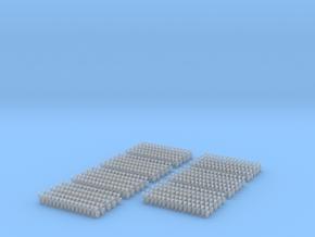 Kurze Kupplungen - 560 Stück in Frosted Ultra Detail