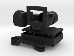 GimbalV2(4) in Black Natural Versatile Plastic