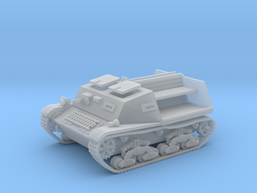 20mm 1/87 LTV tracktor in Smooth Fine Detail Plastic