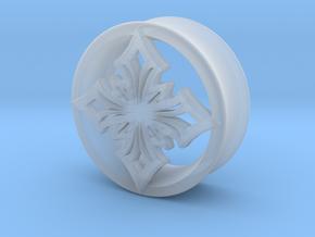 VORTEX5 - 25mm in Smooth Fine Detail Plastic