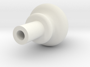 "Spire for .500"" SCH 80 PVC Pipe in White Strong & Flexible"