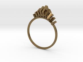 IX²  in Natural Bronze