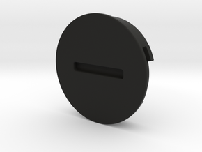 Battery Cap DURR Beta in Black Strong & Flexible