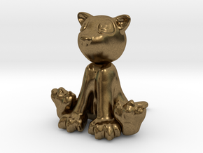 Doggy in Natural Bronze