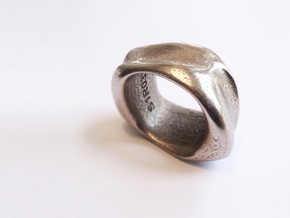 s1r037s7 GenusCircus  in Polished Bronzed Silver Steel