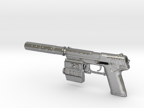 1/6 Socom MK23 in Natural Silver