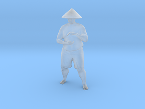 Raiden the Buffet in Smooth Fine Detail Plastic
