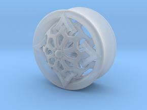 VORTEX6-22mm in Smooth Fine Detail Plastic