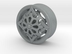 VORTEX6-23mm in Polished Metallic Plastic