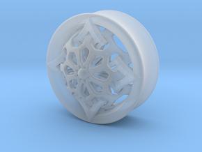 VORTEX6-25mm in Smooth Fine Detail Plastic