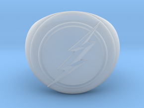 Flash Ring Size US14 in Smooth Fine Detail Plastic