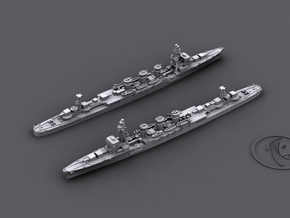 1/1800 IJN CL Kiso[1942] in White Strong & Flexible