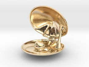 Pearl 4 Love in 14K Yellow Gold