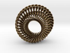 Mobius 7 in Natural Bronze