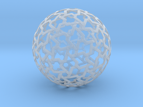 Ball Mesh in Smooth Fine Detail Plastic