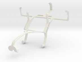 Controller mount for Xbox 360 & Yezz Andy 3G 2.8 Y in White Natural Versatile Plastic