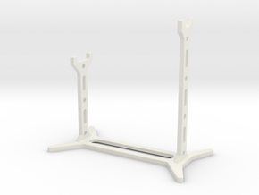 Stand 2 for DL44s in White Natural Versatile Plastic