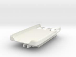 Razr / Dexcom Case - NightScout or Share in White Natural Versatile Plastic