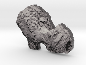 Comet 67p Token in Full Color Sandstone