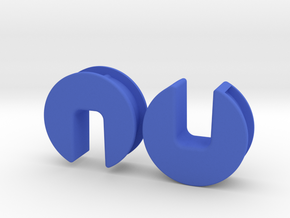 Smartphone Stand PART 2(Holders),Rotating Angle, A in Blue Processed Versatile Plastic