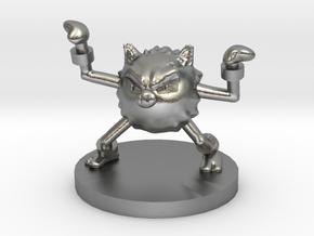 Primeape Pokemon in Natural Silver