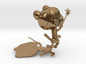 The Amazing World of Gumball in Natural Brass