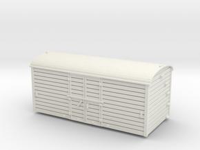 00 GWR Diagram V32 TEVAN Body in White Natural Versatile Plastic