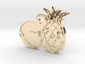 FruitsLove in 14K Yellow Gold
