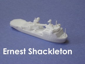 RRS Ernest Shackleton (1:1200) in White Strong & Flexible: 1:1200