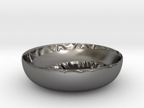 The Bowl-ed And The Beautiful in Polished Nickel Steel
