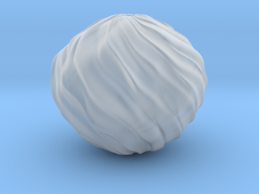 The Only Thing To Fear Is Sphere Itself in Smooth Fine Detail Plastic