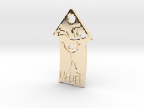 Upliftclosed in 14K Yellow Gold