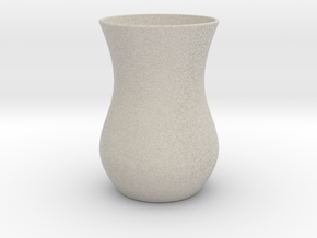 Tea Glass - Anatolian Style in Natural Sandstone