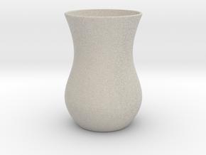 Tea Glass - Anatolian Style in Sandstone