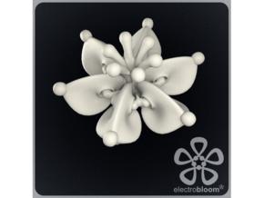 Naomi transformational charm. in White Natural Versatile Plastic
