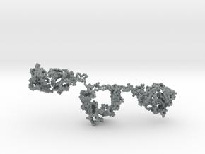 Antibody - IgD in Polished Metallic Plastic