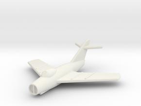 JA09 MiG15bis (1/285) in White Natural Versatile Plastic
