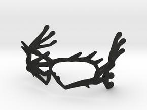 EyeCreacher in Black Acrylic