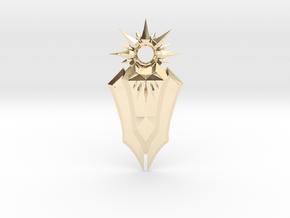 Solari Defender in 14K Gold